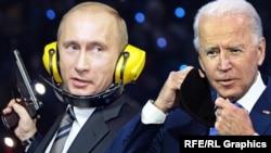 Vladimir Putin va Jo Bayden