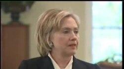 Һиллари Клинтонның Казан сәфәре