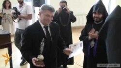 Կաթողիկոսի մրցանակը ռուս կինոռեժիսորին