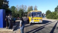 Школьны страйк: бацькі ў вёсцы не пусьцілі дзяцей у школу