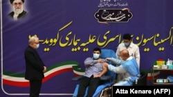 آغاز کمپاین واکسین صد ویروس کرونا در ایران