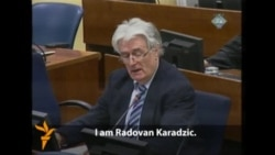 Karadzic: 'I Should Be Rewarded'