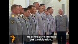 Putin: Russia Can Replace Austria In UN's Golan Monitoring Force