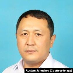 Рустам Жунушов.