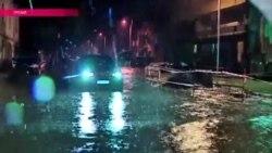Грузию затопило