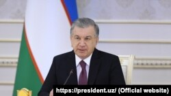 Шавкат Мирзиёев, раиси ҷумҳури Узбекистон