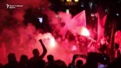 Скопје ја слави европската титула на Вардар