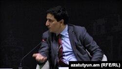 Մարդու իրավունքների եվրոպական դատարանում Հայաստանի ներկայացուցիչ Եղիշե Կիրակոսյանը