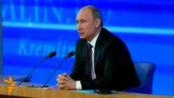 Путін: Росія мусила допомогти братній Україні