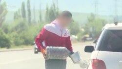 Аткезчилердин бензини Бишкекти басты