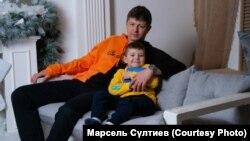 Марсель Сүлтиев улы белән