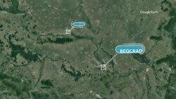Lokacija radova NIS-a na Paliću