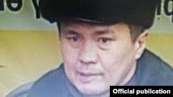 Улуттук коопсуздук боюнча мамлекеттик комитет издөө жарыялаган шектүү Бахтияр Жолдошбаев