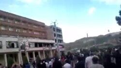 اعتراضات در مهاباد
