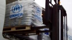 В Україну прибули три літаки гуманітарної допомоги від ЄС та ООН