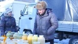 """Татарстан умартачылары: """"Доллар үсә, бал бәясе төшә"""""""