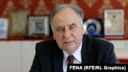 Bogić Bogićević, kandidat za gradonačelnika Sarajeva