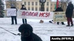 В Казани вышли против мусоросжигательного завода
