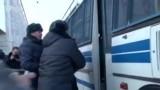 Бишкектеги митинг күч менен таркатылды