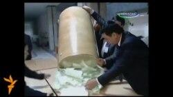 Выборы в Узбекистане завершились