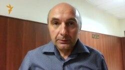 Слушания по Болотному делу: адвокат Дмитрий Айвазян