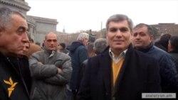 Արամ Սարգսյան. «Մենք այնտեղ ենք, որտեղ ժողովուրդն է»