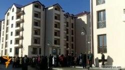 Զոհված զինծառայողների ընտանիքները բնակարաններ ստացան