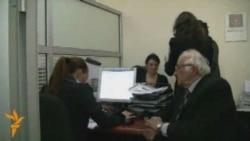 Georgians Open Bank Accounts To Support Bidzina Ivanishvili.