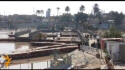 فيضان دجلة في بغداد