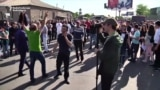 Armenian Protesters Block Roads To Yerevan Airport