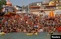 Procesiune în Gange