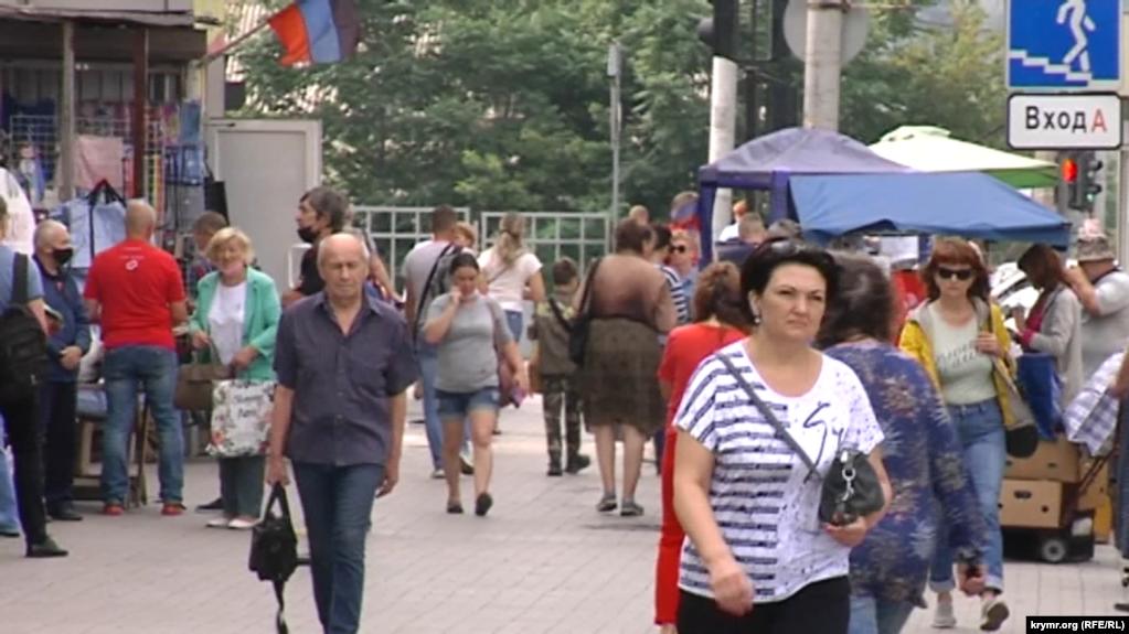 Донецк, 18 августа 2021 года
