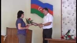 """Azadlıq Radiosunun müxbiri """"Zərdabi"""" mükafatı aldı (video)"""
