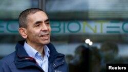 Съоснователят на BioNTech Угур Шахин