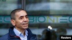 Извршниот директор на компанијата, Угур Сахин.