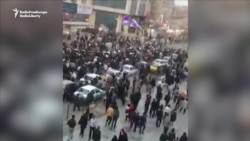 Iranians Protest Air Pollution, Water Cuts In Ahvaz