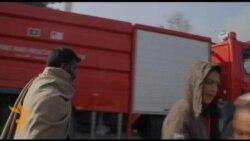 Fire Destroys Market In Afghan Capital