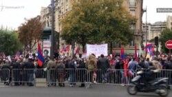Սպիտակ տնից մինչև Եվրոպա. հայերի ցույցերը շարունակվում են