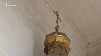 Церковь единения. Тайные украинские молитвы в Крыму (видео)