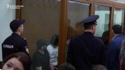 Moscow Court Sentences Five Men For Nemtsov's Murder