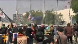 Бангкок: туристов стало меньше