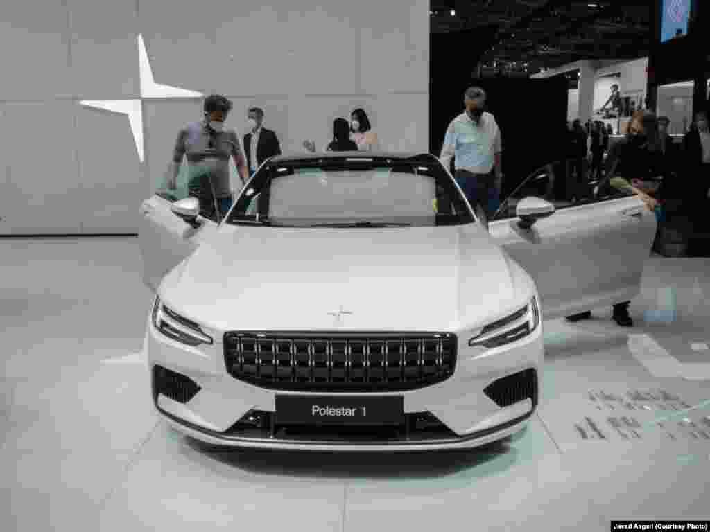Munich Motor Show 2021