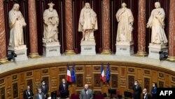 Франция сенати.