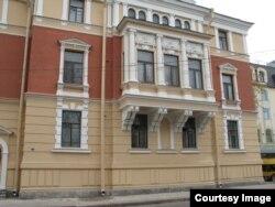 Одно из зданий Выборга, которое восстанавливал Валерий Кожухарь. Фотография предоставлена А. Коломойским