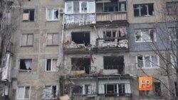 Ситуация в Дебальцево, репортаж Зинаиды Бурской