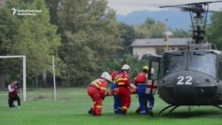 NATO Leads Disaster-Response Exercises In Bosnia