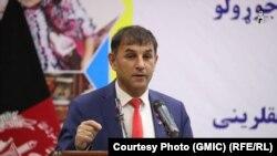 غلام حیدر جیلانی سرپرست و معین وزارت کار و امور اجتماعی افغانستان
