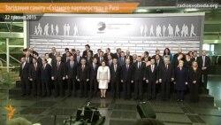 Другий день саміту «Східного партнерства» в Ризі