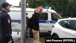 Кирилл Имашев, Пермь, 1 августа 2021 года