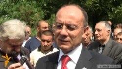 Հայաստանը քիչ հավանական է համարում ռազմական գործողությունների վերսկսումը